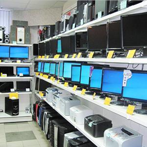 Компьютерные магазины Клинц